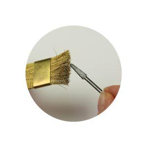 Drill Bit Cleaner Brush