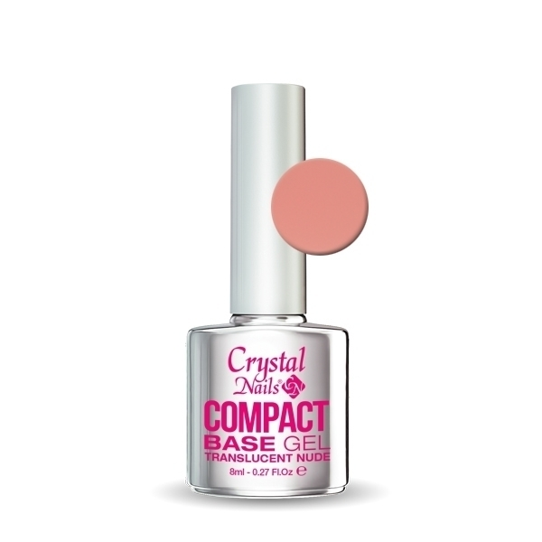 Compact Base Gel #Translucent Nude