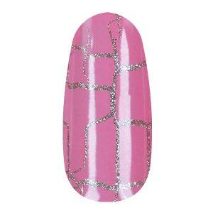 Mosaic Crystal Liquid #Baby Pink