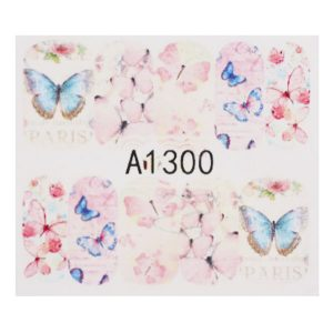 Water Decal A1300